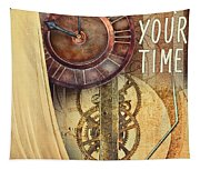 Take Your Time Tapestry