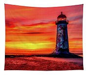 Talacre Lighthouse - Wales Tapestry