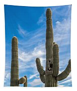 Tall Cacti Tapestry