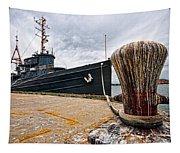 Tamaroa Zuni Berthed Tapestry
