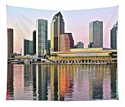 Tampa Bay Alive With Color Tapestry