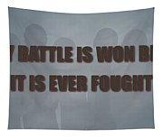 Tampa Bay Buccaneers Battle Tapestry