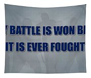 Tampa Bay Lightning Battle Tapestry