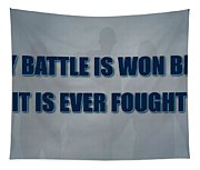 Tampa Bay Rays Battle Tapestry