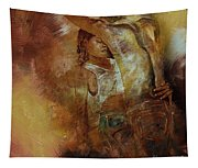 Tango Dance 998al  Tapestry