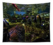 Tanked 1 Tapestry