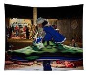 Tanoura Dancer Tapestry