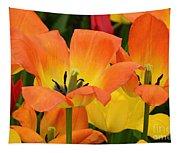 Tantalizing Tulips Tapestry