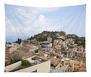 Taormina View II Tapestry
