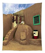 Taos Oven Tapestry