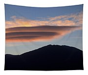 Taos Sunset Tapestry