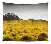 Tasmania Mountains Of The East-west Great Divide  Tapestry