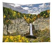 Taughannock Falls Autumn Tapestry