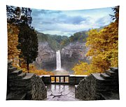 Taughannock In Autumn Tapestry