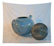 Tea Pot For Calming Tapestry