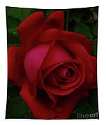 Teardrops Of A Rose Tapestry