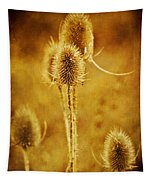 Teasel Group Tapestry