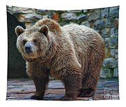 Teddy Bear Alive Tapestry