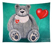 Teddy Bear Eli Tapestry