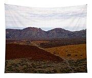 Teide Nr 2 Tapestry