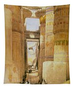 Temple Of Karnak  2 Tapestry