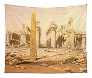 Temple Ruins  Tapestry