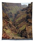 Tenerife Coastline Tapestry