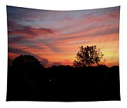 Tennessee Sunset 305 Tapestry