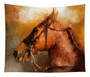 Tennessee Walker In August Tapestry