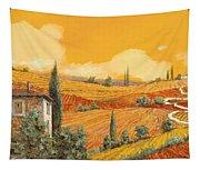 terra di Siena Tapestry