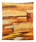 Terra Rossa Tapestry