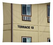Terrace 13 Ithaca College New York Signage Tapestry
