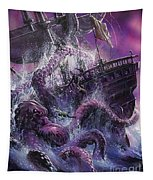 Terror From The Deep Tapestry