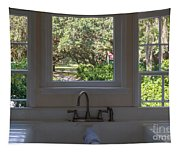 Window Over The Sink Tapestry