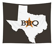 Texas Bbq Tapestry