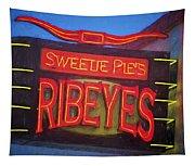 Texas Impressions Sweetie Pie's Ribeyes Tapestry