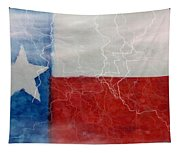Texas Storm Tapestry