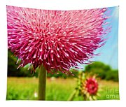 Texas Thistle 003 Tapestry