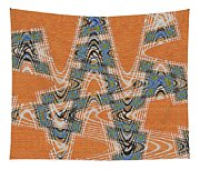 Textured Abstract # 2060ew4dt Tapestry