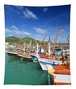 Thailand, Koh Phangan Tapestry