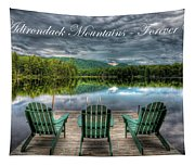 The Adirondack Mountains - Forever Wild Tapestry