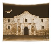 The Alamo Greeting Card Tapestry
