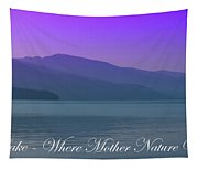 The Amazing Priest Lake Tapestry