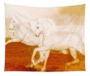 The Andalusians Tapestry