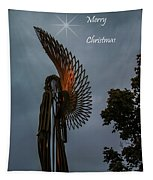 The Angel At Christmas Tapestry