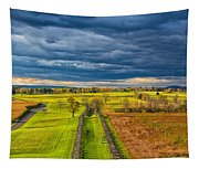 The Antietam Battlefield Tapestry