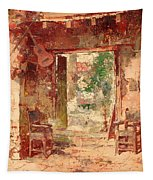 The Antiquarian's Shop Tapestry