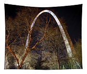The Arch 3 St Louis Missouri Gateway Arch Art Tapestry