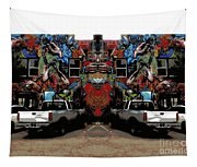 The Artist's House Tapestry