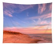 The Atlantic Coast At Sunrise Tapestry